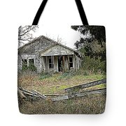 Abandoned Property Tote Bag