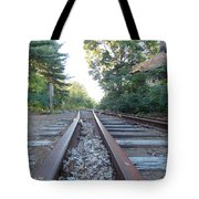 Abandoned Railroad 1 Tote Bag