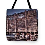 Abandoned Rio Grande Tote Bag