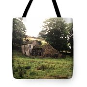 Abandoned Yorkshire House  Tote Bag