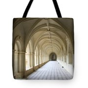 Abbaye De Frontevraud  Cross Coat Tote Bag