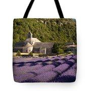 Abbaye De Senanque Tote Bag