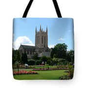 Abbey Gardens Tote Bag