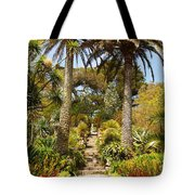 Abbey Gardens Of Tresco On The Isles Of Scilly Tote Bag