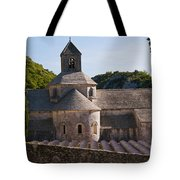 Abbey In Provence Tote Bag