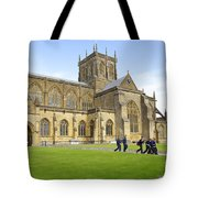 Abbey Life Tote Bag