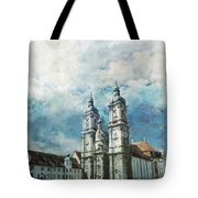 Abbey Of St Gall Tote Bag