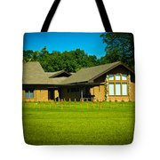Abbey Of The Genesee Tote Bag