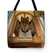 Abbey Organ Tote Bag