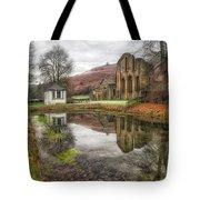 Abbey Reflection Tote Bag