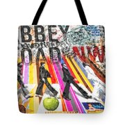 Abbey Road Tote Bag by Mo T