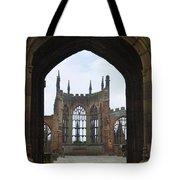 Abbey Ruin - Scotland Tote Bag
