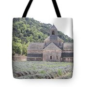 Abbey Senanque  Tote Bag