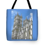 Abbey Towers Tote Bag