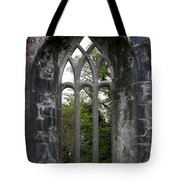 Abbey Window  Tote Bag
