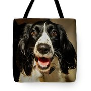Abby's Sweet Smiling Face Tote Bag