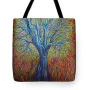 Abc Of Autumn Tote Bag