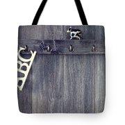 Abc's Tote Bag