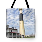 Abescon Lighting New Jersey Tote Bag