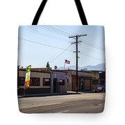 Abierto Tote Bag
