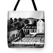 Abigail Adams Home Tote Bag