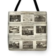 Abolitionism, 1736 Tote Bag