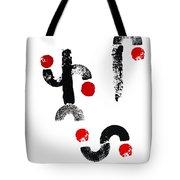Aboriginal Smiles Tote Bag