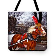 Abound In Hope Tote Bag