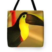 About A Beak  Tote Bag