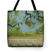About To Rain Tote Bag