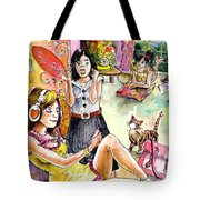 About Women And Girls 03 Tote Bag