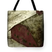 Above The Barn Tote Bag