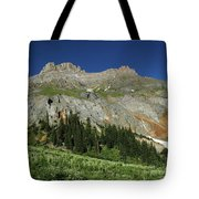 Above The Fruited Plains Tote Bag