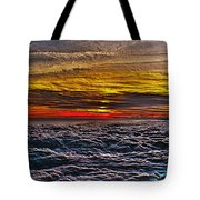 Above The Marine Layer V3 Tote Bag