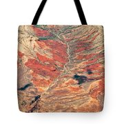 Above Timber Line Tote Bag