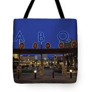 Abq Uptown Entrance Tote Bag
