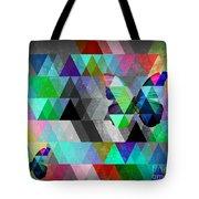 Abracadabra  Tote Bag by Mark Ashkenazi