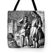 Abraham Darby (1678-1717) Tote Bag