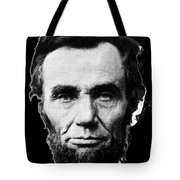 Abraham Lincoln 1 Alexander Gardner Photo Washington D.c. C. 1864 Tote Bag