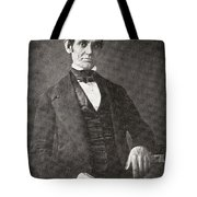 Abraham Lincoln, 1809 – 1865.  16th President Of The United States Of America.  From Abraham Tote Bag