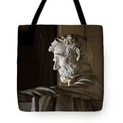 Abraham Lincoln Monument Tote Bag