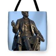 Abraham Lincoln Statue Philadelphia Tote Bag