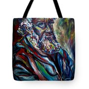 Abraham  Patriarch Tote Bag
