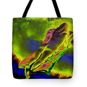 Absorbed By Tales Of Books Tote Bag