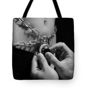 Abstinence Or Indulgence Tote Bag