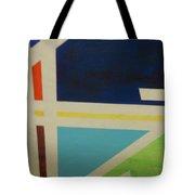 Abstracat Exhibit Tote Bag
