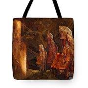 Abstract 0271 - Marucii Tote Bag