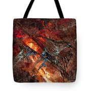 Abstract 0358 - Marucii Tote Bag