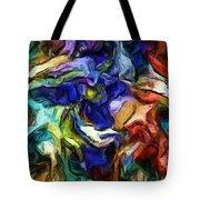 Abstract 082713b Tote Bag