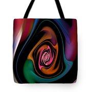 Abstract 100913 Tote Bag